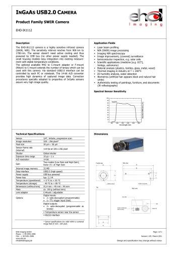 INGAAS USB2.0 CAMERA