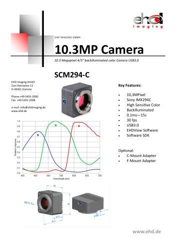 SCM694-C 10.3MP backilluminated CMOS Camera