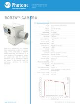 BOREA™ - Deep-Cooled SWIR Camera