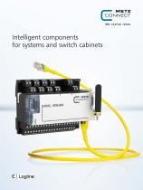 C|Logline - Intelligent components for systems and switch cabinets