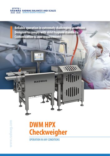 DWM-HPX-Checkweigher
