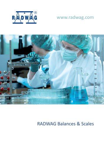 RADWAG Company Folder