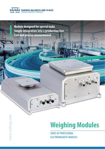 Weighing Modules