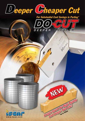 DO-CUT. Deeper Cheaper Cut