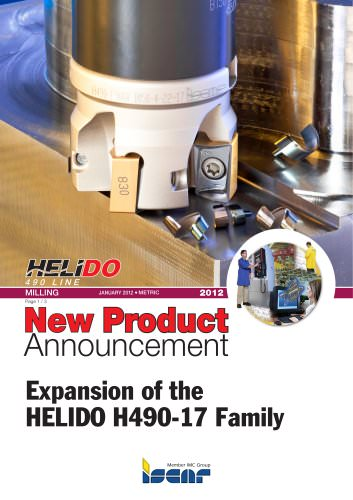 Expansion of the HELIDO H490-17 Family