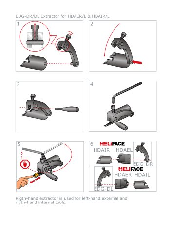 HeliFace Tools