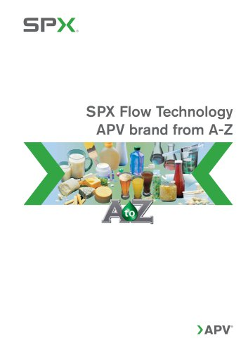 APV from A to Z