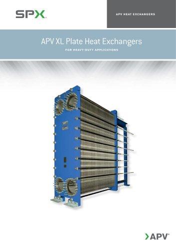 APV XL PLate Heat Exchangers