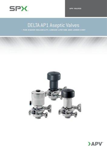DELTA AP1 Aseptic Valve