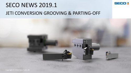 JETI CONVERSION GROOVING & PARTING-OFF