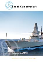 Sauer Compressors for Naval Marine