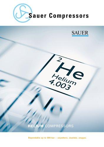 Sauer Helium Compressors