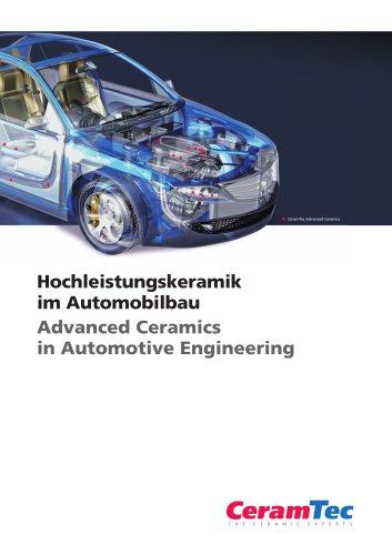 Advanced Ceramics in Automotive Engineering