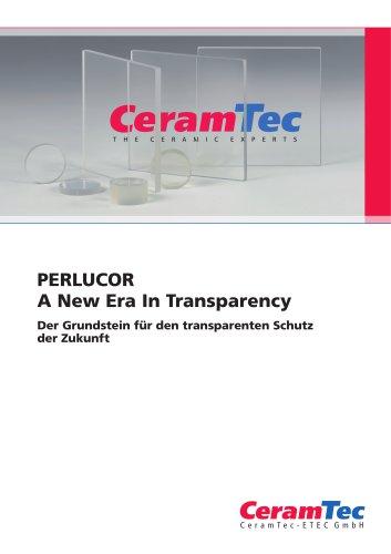 PERLUCOR A New Era In Transparency