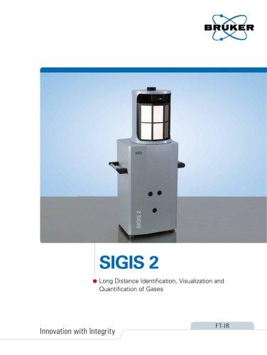SIGIS 2 - scanning imaging remote sensing system
