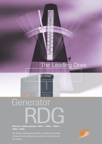 RDG GENERATORS
