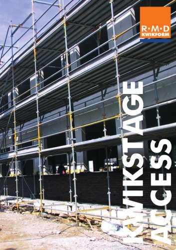 kwikstage access