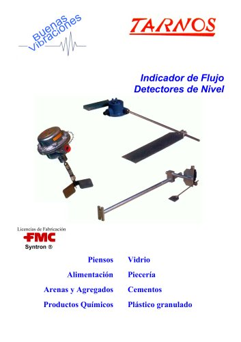 detectores de nivel