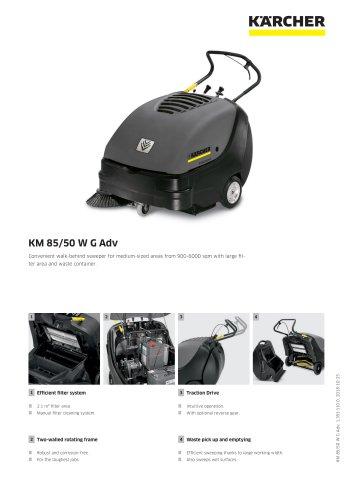 KM 85/50 W G Adv