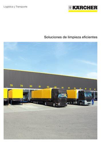 Logística y Transporte folleto