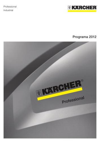 Professional Industrial Programa 2012
