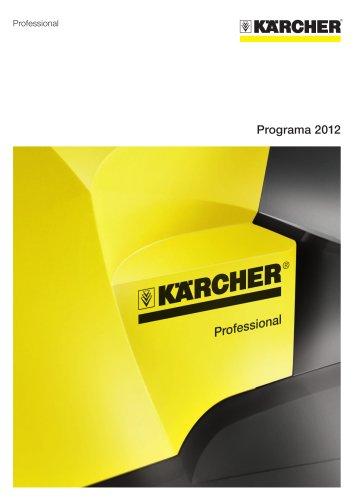 Professional Programa 2012