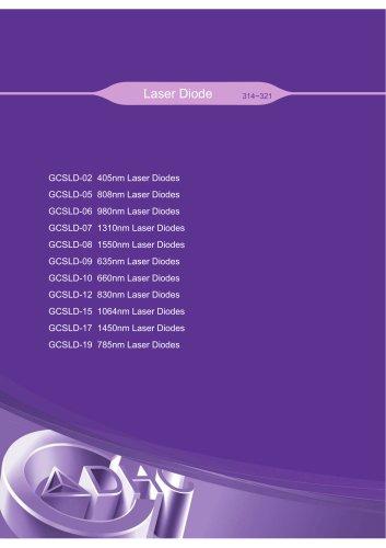 Daheng New Epoch Technology,Inc.-Laser Diode