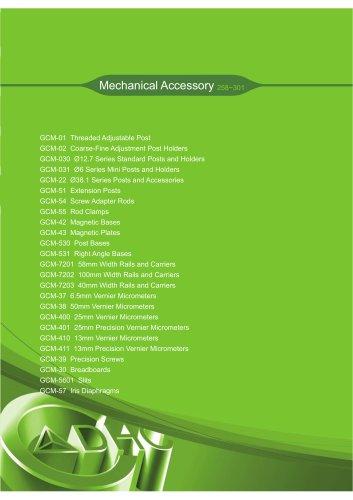 Daheng New Epoch Technology,Inc.-Mechanical Accessory
