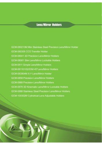 Daheng New Epoch Technology,Inc.-New Lens Holders