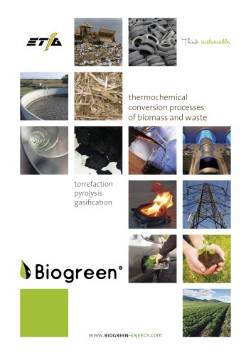 Biogreen® General Documentation