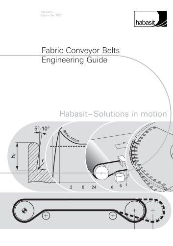 Engineering Guide Fabric Conveyor Belts