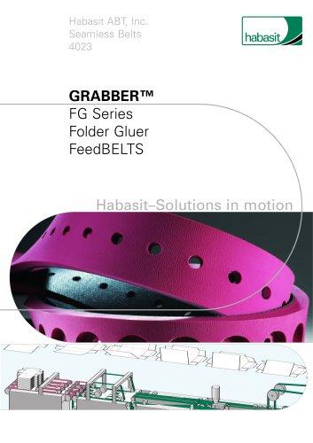 GRABBER FG Series - Folder Gluer Feedbelts