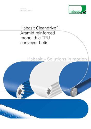 Habasit Cleandrive™