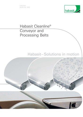 Habasit Cleanline