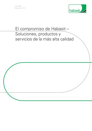 Habasit Corporate Brochure (1001)