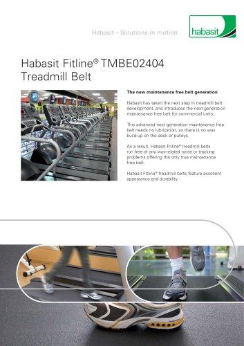 Habasit Fitline TMBE02404