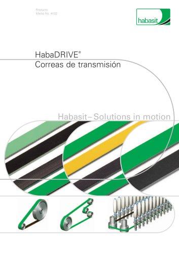 Habasit Power Transmission Belts (4132)