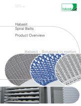 Habasit Spiral Belts