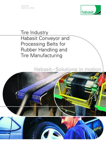 Habasit Tire Industry (2036)