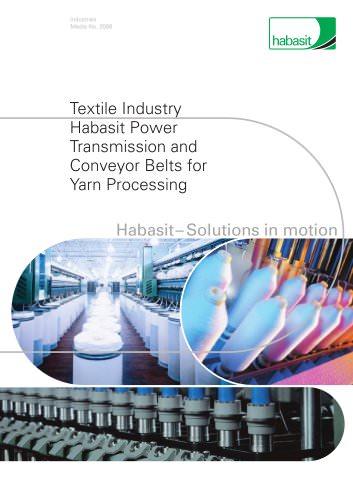 Habasit Yarn Processing (2006)