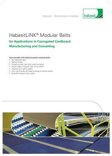 HabasitLINK - Corrugated Cardboard