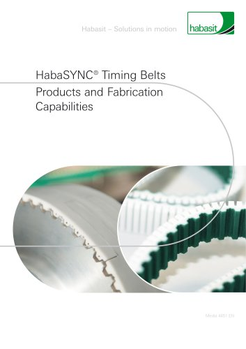HabaSYNC Timing Belts