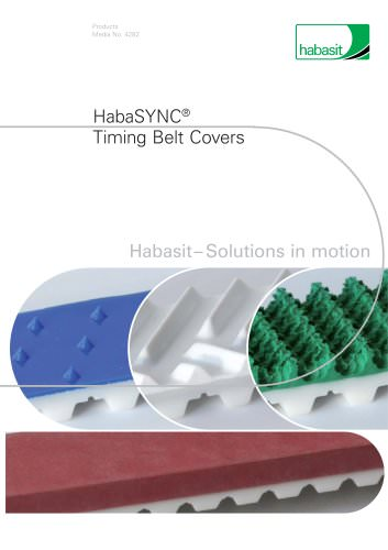 HabaSYNC Timing Belts Covers (4282)