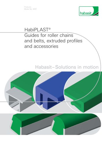 HabiPLZST Guides and Profiles