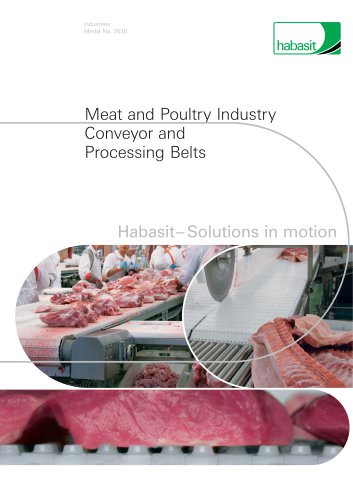 Meat and Poultry Industry