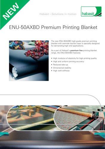 Printing Blanket ENU-50AXBD