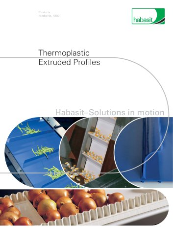 Thermoplastic Extruded Profiles