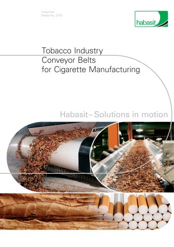 Tobacco Industry (2010)