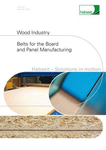 Wood Industry (2055)