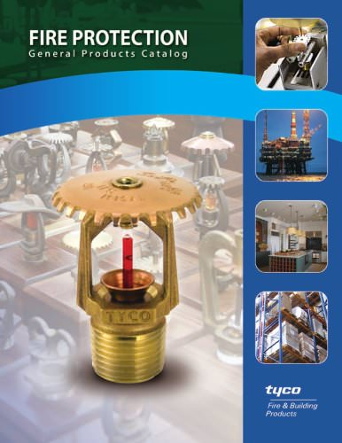 FIRE PROTECTION General Products Catalog